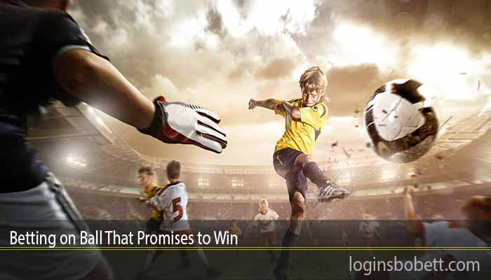 Betting on Ball That Promises to Win